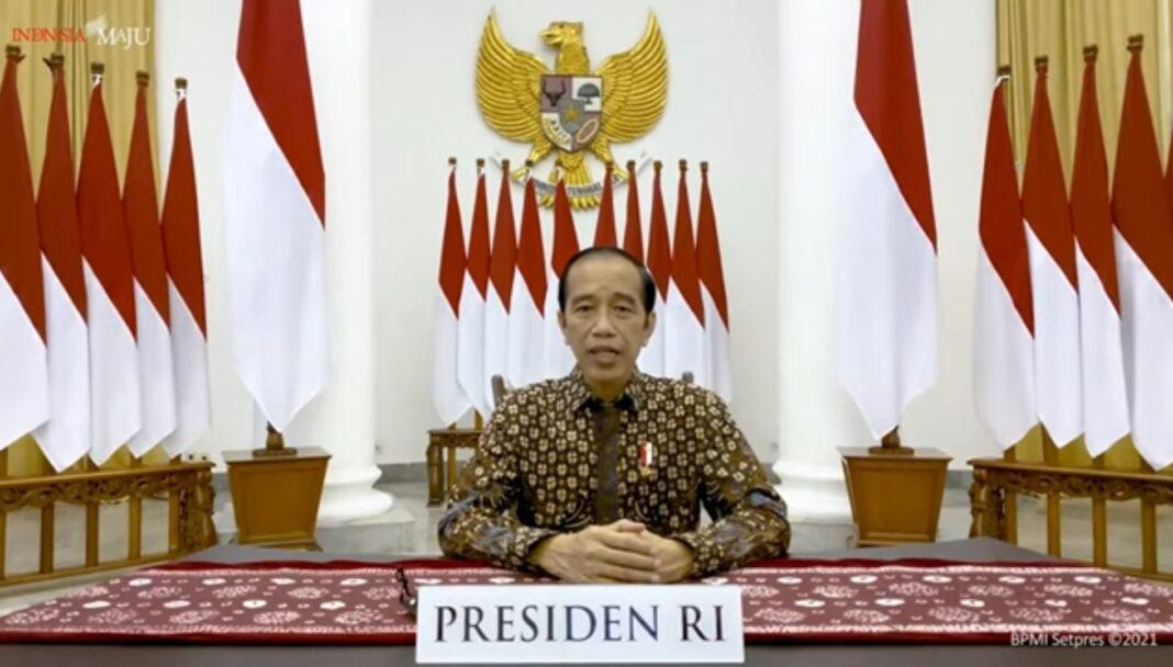 Jokowi ppkm darurat